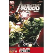 ( The ) Avengers Universe N° 2 : Infection ( Indestructible Hulk - Avengers Assemble - Captain America - Fearless Defenders - Thor : God Of Thunder )