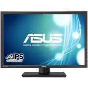 "Monitor IPS LED Asus 24.1"" PB248Q, HDMI, VGA, DVI-D, DisplayPort, 6 ms, Boxe, Pivot, Flicker free (Negru) + Bitdefender Antivirus Plus 2017, 1 PC, 1 an, Licenta noua, Scratch Card"