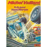 Michel Vaillant - Tome 34 - Ko Pour Steve Warson