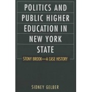 Politics and Public Higher Education in New York State by Sidney Gelber