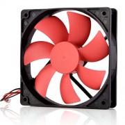 Neuftech ventola FAN 120 mm ventola Case PC Silent Cooler