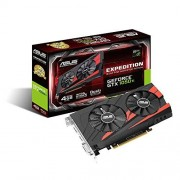 Asus EX-GTX1050TI-4G Carte Graphique Nvidia GeForce GTX 1050 PCI Express x16 3.0