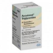 Tesztcsík Accutrend Triglyceride
