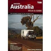 Around Australia Atlas and Guide HEMA by Evon Anderson