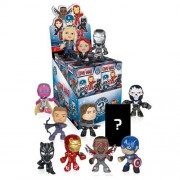 Captain America 3 3A Civil War Funko Marvel Captain America 3: Civil War Mystery Minis Vinyl Mini-Figure Display Box - Contains 12 Blind Box Figures