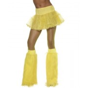 Jambiere Fluffy Neon