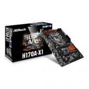 ASRock h170 a-X1 Intel skylake DDR4 Carte mère ATX