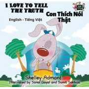 I Love to Tell the Truth by Shelley Admont