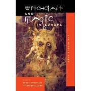 Witchcraft and Magic in Europe: Volume 3 by Bengt Ankarloo