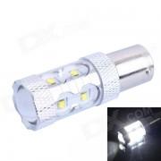 1157 50W 500LM 6000K 10-Cree XB-D R3 LED blanco Direccion Luz / Luz de copia de seguridad para el coche (DC12-24V)
