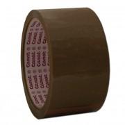 Lepící páska hnědá 66 m x 48 mm