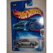 2004 First Editions -#48 Ford Mustang GT Concept Name On Base#2004-28 Collectible Collector Car Mattel Hot Wheels
