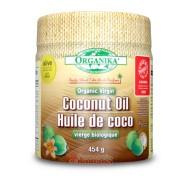 Ulei Virgin din Nuca de Cocos Organika 454 grame