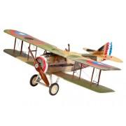 Revell 04730 - WWI Fighter SPAD 13 Kit di Modello in Plastica, Scala 1:28