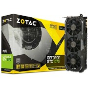 Zotac ZT-P10700B-10P NVIDIA GeForce GTX 1070 8GB videokaart