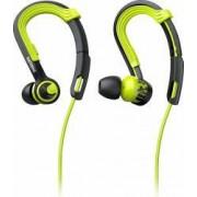 Casti Philips ActionFit NoLimits SHQ3400CL00 Negru Verde