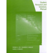 Student Solutions Manual for Zill/Wright's Differential Equations with Boundary-Value Problems, 8th by Loyola Marymount University Dennis G Zill