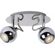 Lucide COMET Spotlamp 2x45W 3000K LED 17991/10/11