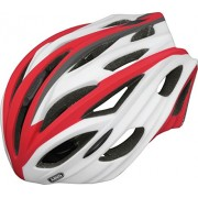 Abus 397448 - IN-VIZZ_red_L Casco IN-VIZZ race rojo