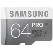 Card de memorie Samsung micro SDXC PRO 64GB (Clasa 10)