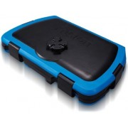 Fusion ActiveSafe - StereoActive Dock & Waterproof Case (Blue)