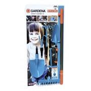 Gardena-Green Garden II, set 6 utensili da giardino con manico intercambiabile (ragazzi 89130)