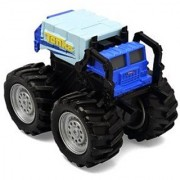 Tonka Die Cast Monster Trucks- The COMPACTOR (Garbage Truck)