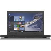 """Laptop Lenovo Thinkpad T460p (Procesor Intel® Quad-Core™ i7-6700HQ (6M Cache, up to 3.50 GHz), Skylake, 14""""FHD, 8GB, 256GB SSD, nVidia GeForce 940MX@2GB, FPR, Win7 Pro 64) + HDD Extern A-DATA AHD710, 2.5"""", 1TB, USB 3.0, rezistent la apa si socuri (Negru)"""