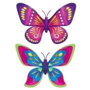 Set 2 bucati Fluturasul magic – Pink Princess si Green Tip