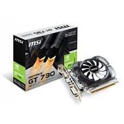 MSI GeForce GT 730 Fermi 4GB PCI-e Graphics Card