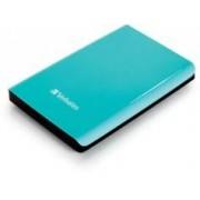Verbatim Disque dur externe Store'n'Go 2,5'' USB 3.0 Vert - 1 To