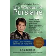 A Medical Intuitive Reveals the Wonders of Purslane by Elsie Belcheff