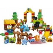 Set De Constructie Bebelusi Lego Duplo Parcul Din Padure