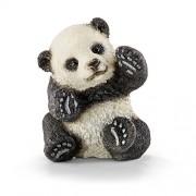 Schleich 2514734 Cucciolo di Panda che Gioca Figurina