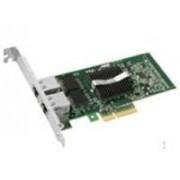 Intel PRO/1000 PT Dual Port Server Adapter - network adapter - 2 ports (EXPI9402PTBLK) -