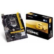 Tarjeta Madre Biostar micro ATX H110MHC, S-1151, Intel H110, HDMI, USB 3.0, 32GB DDR4, para Intel