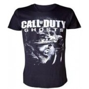 Tricou Call of Duty Ghosts Soldier and Logo