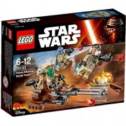 Star Wars Rebel Alliance Battle Pack 75133 6+
