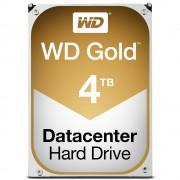 Western Digital WD Gold, 3.5', 4TB, SATA/600, 7200RPM, 128MB cache