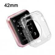 Funda Protector TPU Apple Watch 42 mm Transparente