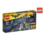Ghegin Lego Movie Batman Catwomen 70902