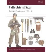 Fallschirmjager by Bruce Quarrie