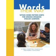 Words Their Way by Lori R. Helman