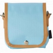 Fujifilm Instax Mini 8 Case albastru + Strap