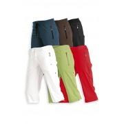 LITEX Kalhoty dámské v 3/4 délce bokové 99502504 tmavě tyrkysová M