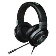Razer Kraken 7.1 Chroma Sound USB Gaming Headset - 7.1 Surround Sound with Retractable Digital Microphone and Chroma Lighting