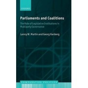 Parliaments and Coalitions by Lanny W. Martin