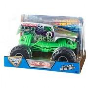 Hot Wheels Monster Jam 1:24 Grave Digger (Grim)