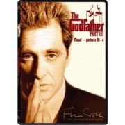THE GODFATHER PART III Restored DVD 1990