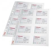 Folie protectie A4 pentru carti vizita E1451